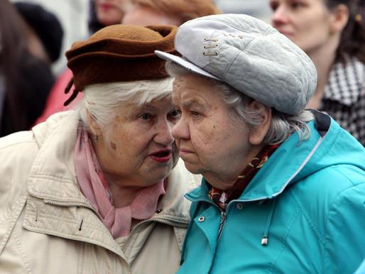 Солнечногорским пенсионерам рассказали о порядке действий при переезде