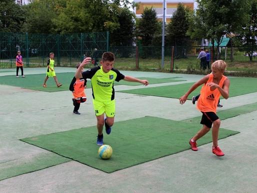 Футбольная команда из Пешек лидирует в зеленоградском первенстве по футболу
