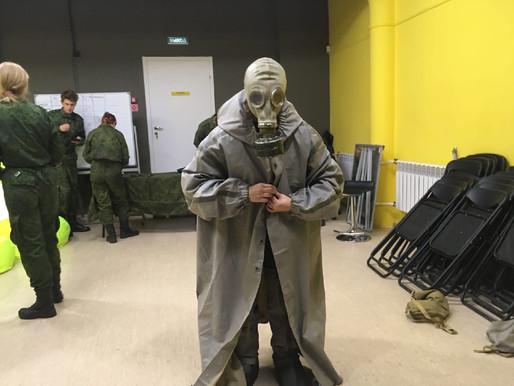 Солнечногорцы готовятся к военно-спортивной игре «Защитник Отечества»