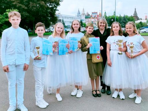 Исполнители из Солнечногорска стали лауреатами фестиваля «Звуки и краски столицы»