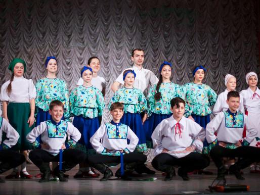 Хореографические коллективы Лунево стали лауреатами международного конкурса-фестиваля