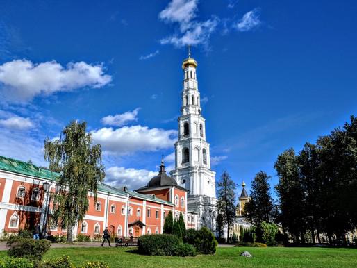 Жителям Солнечногорска рассказали о самых высоких колокольнях региона