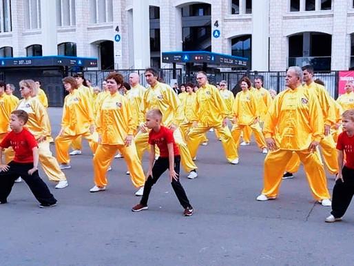 Бесплатный мастер-класс по гимнастике цигун проведут в Солнечногорске в воскресенье