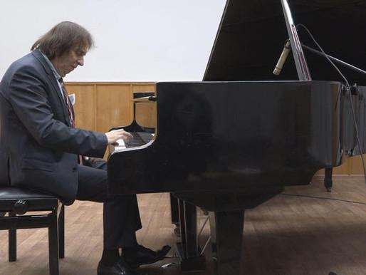 Пианист Барселонской академии музыки провел благотворительный концерт в Солнечногорске