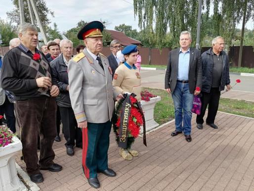 В Солнечногорске отметили День танкиста
