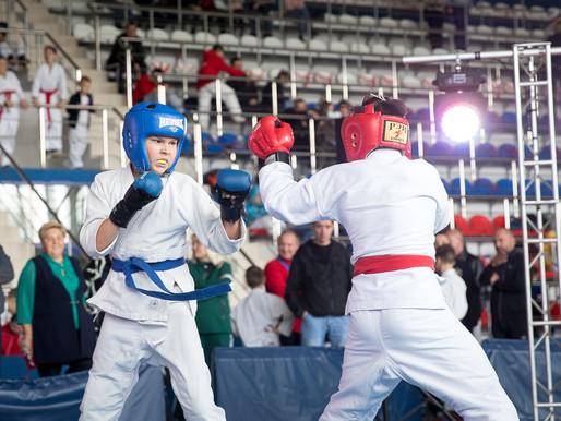 Солнечногорские спортсмены завоевали четыре чемпионских пояса на Кубке по рукопашному бою