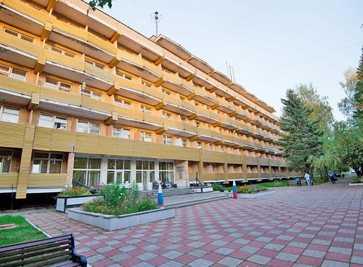 Санаторий Солнечногорска вошел в федеральный список лучших здравниц