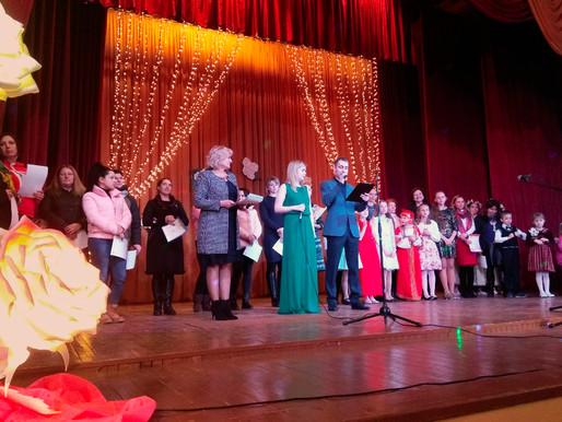 Праздничный концерт ко Дню матери с аншлагом прошел в КСЦ «Истра»