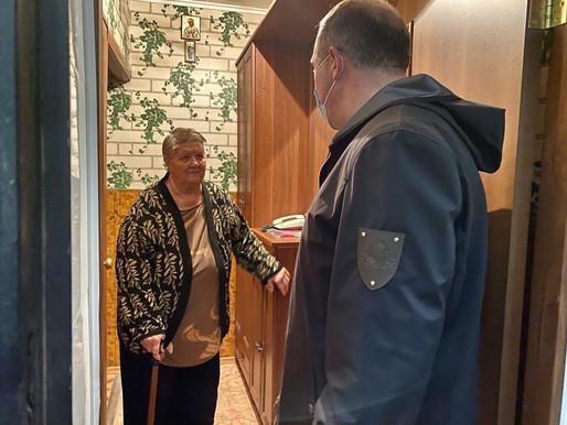 Солнечногорские единороссы продолжают оказывать помощь жителям