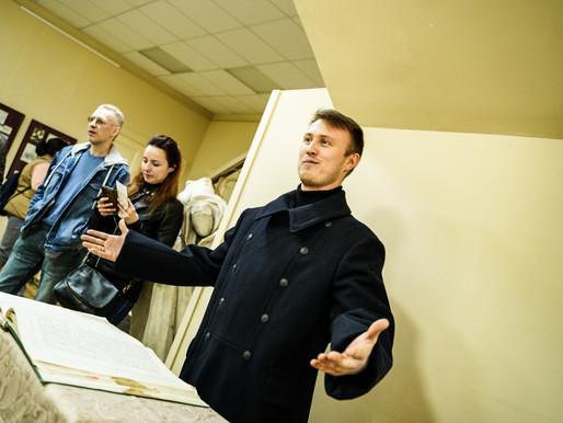 Достопримечательности Солнечногорска в рамках рекламного тура «Государева дорога» посетили блогеры
