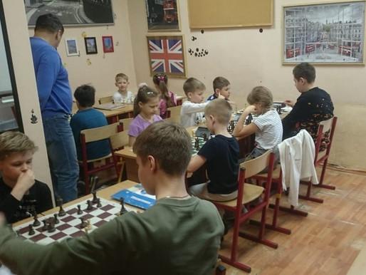 Турнир по быстрым шахматам среди детей состоялся в Солнечногорске