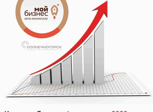 Около четырех тысяч консультаций предоставили специалисты офиса «Мой бизнес» в Солнечногорске