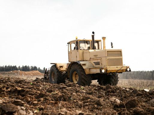 В городском округе Солнечногорск проводят противопожарную опашку земель
