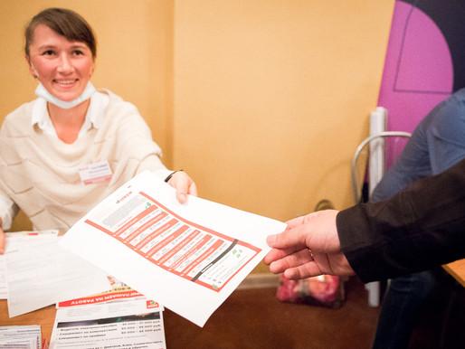 В Солнечногорском центре занятости трудоустроили более 60% обратившихся в январе граждан