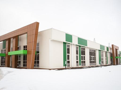 В Солнечногорске готовится к открытию фермерский рынок площадью более одной тысячи кв метров