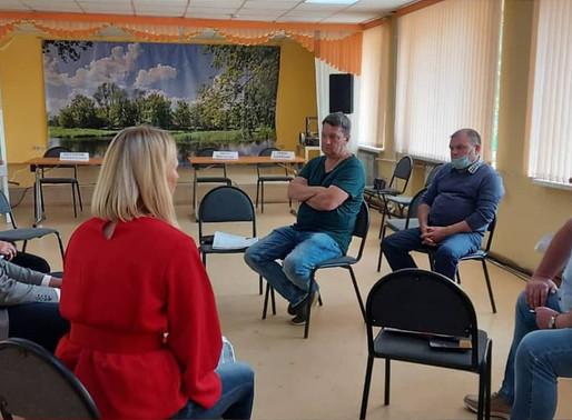 Встречи с предпринимателями проводят во всех территориальных управлениях Солнечногорья