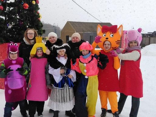 Международный день эскимо отметили на набережной озера Сенеж в Солнечногорске