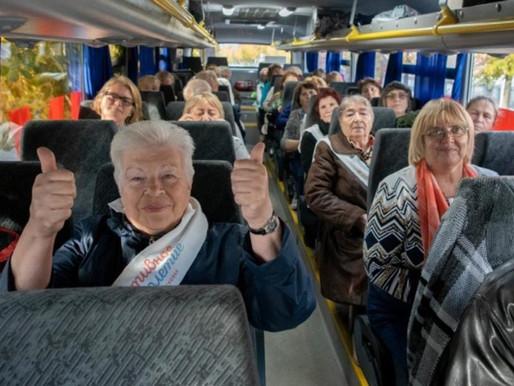 Режим самоизоляции снимают для людей старше 65 лет в Солнечногорье