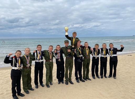 Солнечногорские кадеты стали победителями культурно-образовательного слета «Мы- патриоты России»