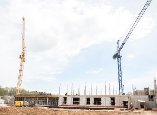 В Солнечногорске возобновили строительство школы на 1 100 мест