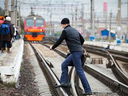 29 «народных троп» через ж/д пути ликвидировали в городском округе Солнечногорск в прошлом году
