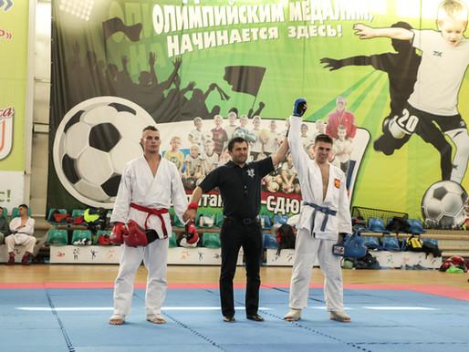 В Солнечногорске прошел чемпионат Московской области по рукопашному бою