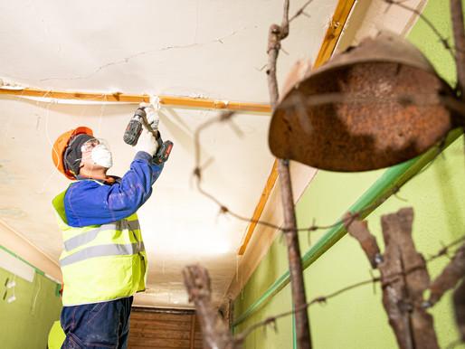 В Солнечногорске приступили к ремонту выставочного зала во дворце культуры «Поварово»