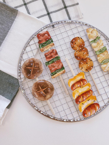 Grill Your Own Yakitori