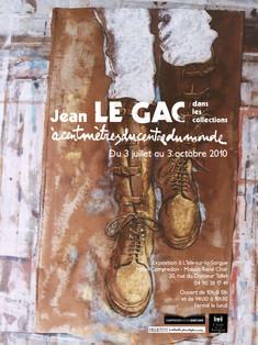 Jean Le Gac CAMPREDON centre d'art