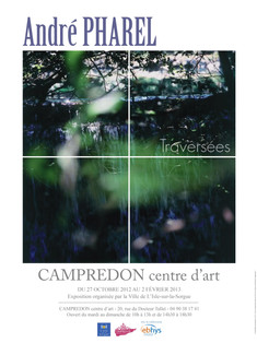 André Pharel CAMPREDON centre d'art