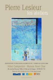 Pierre Lesieur CAMPREDON centre d'art