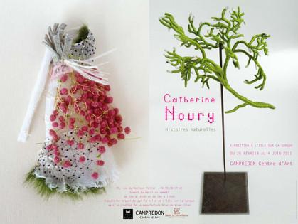 Catherine Noury CAMPREDON centre d'art