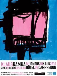 Klaus Ramka CAMPREDON centre d'art