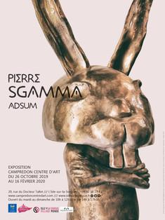 Pierre Sgamma CAMPREDON centre d'art
