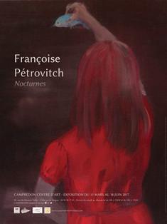 Françoise Pétrovitch CAMPREDON centre d'art