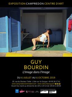 Guy Bourdin CAMPREDON centre d'art