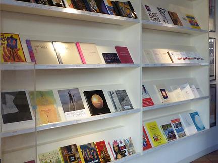 Librairie - Campredon centre d'art