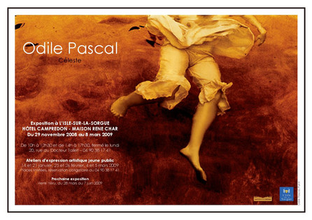 Odile Pascale CAMPREDON centre d'art