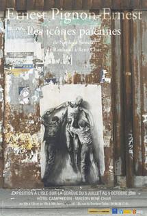 Ernest Pignon-Ernest CAMPREDON centre d'art