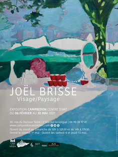 Joël Brise CAMPREDON centre d'art
