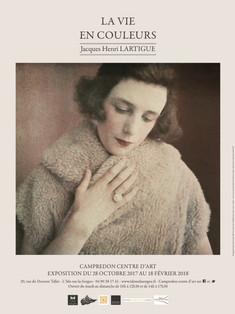 Jacques Henri Lartigue CAMPREDON centre d'art