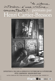 Henri Cartier-Bresson CAMPREDON centre d'art