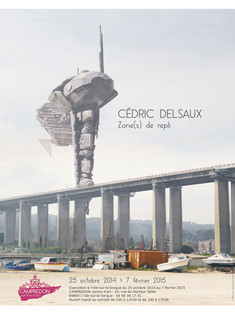 Cédric Delsaux CAMPREDON centre d'art