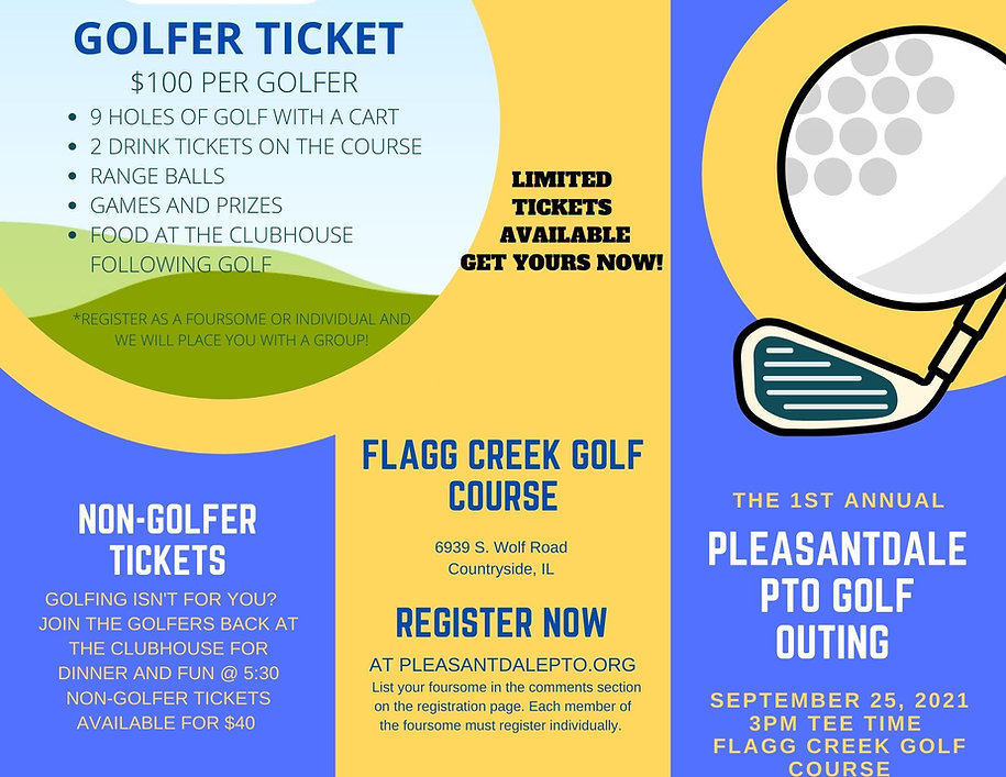 Yellow Green Photo Illustrated Golf Tournament Trifold Brochure.jpg