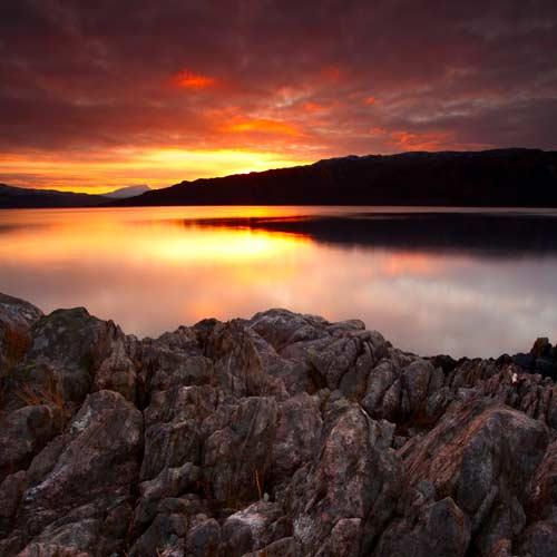 Loch Sunart at Dawn