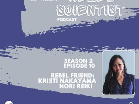 Sarah and Russ get an Energetic Tune-up from Kristi Nakayama of Nori Reiki