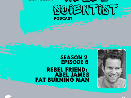 Rebel Scientist S2 E8 Sarah and Russ ditch the junk food and the junk music and jam with Abel James