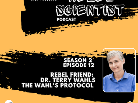 Dr. Terry Wahls of The Wahls Protocol® puts us on her healing journey