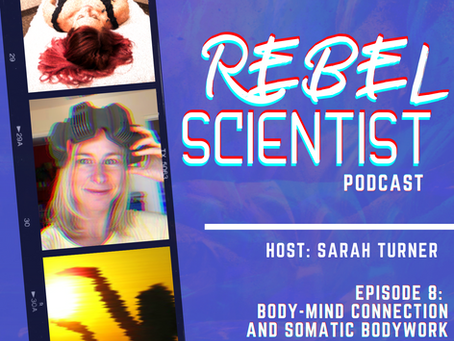 Episode 8: Sarah Shares the Mind Body Connection