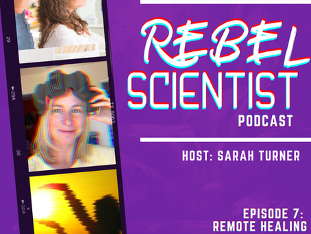 Episode 7: Healing Remotely - It's Real and It Works --- we think